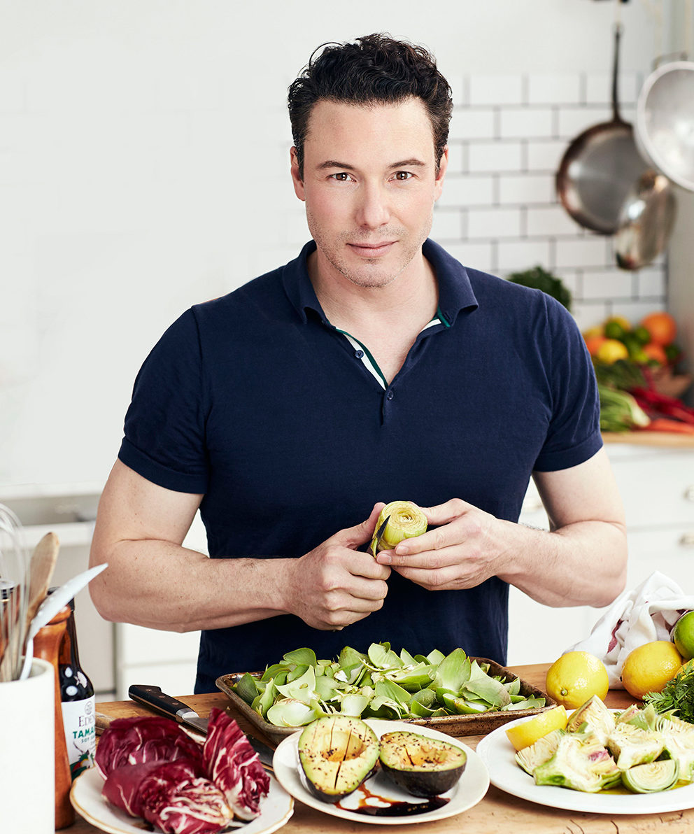 CHEF ROCCO DISPIRITO TELLS US HIS DREAM DINNER GUESTS & WHERE TO GET THE FRESHEST INGREDIENTS IN THE EAST END